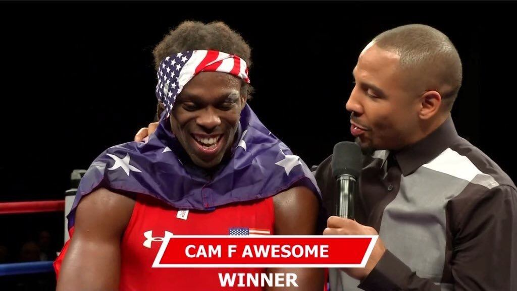 Cam Awesome Winner