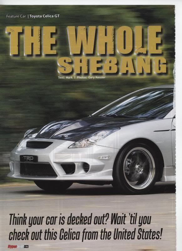 Christian Sports Car Magazine