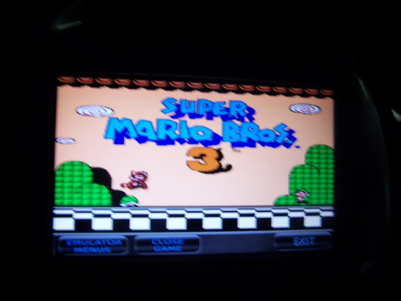 Super Mario Bros Carputer