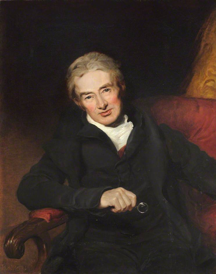 William Wilberforce a an older man