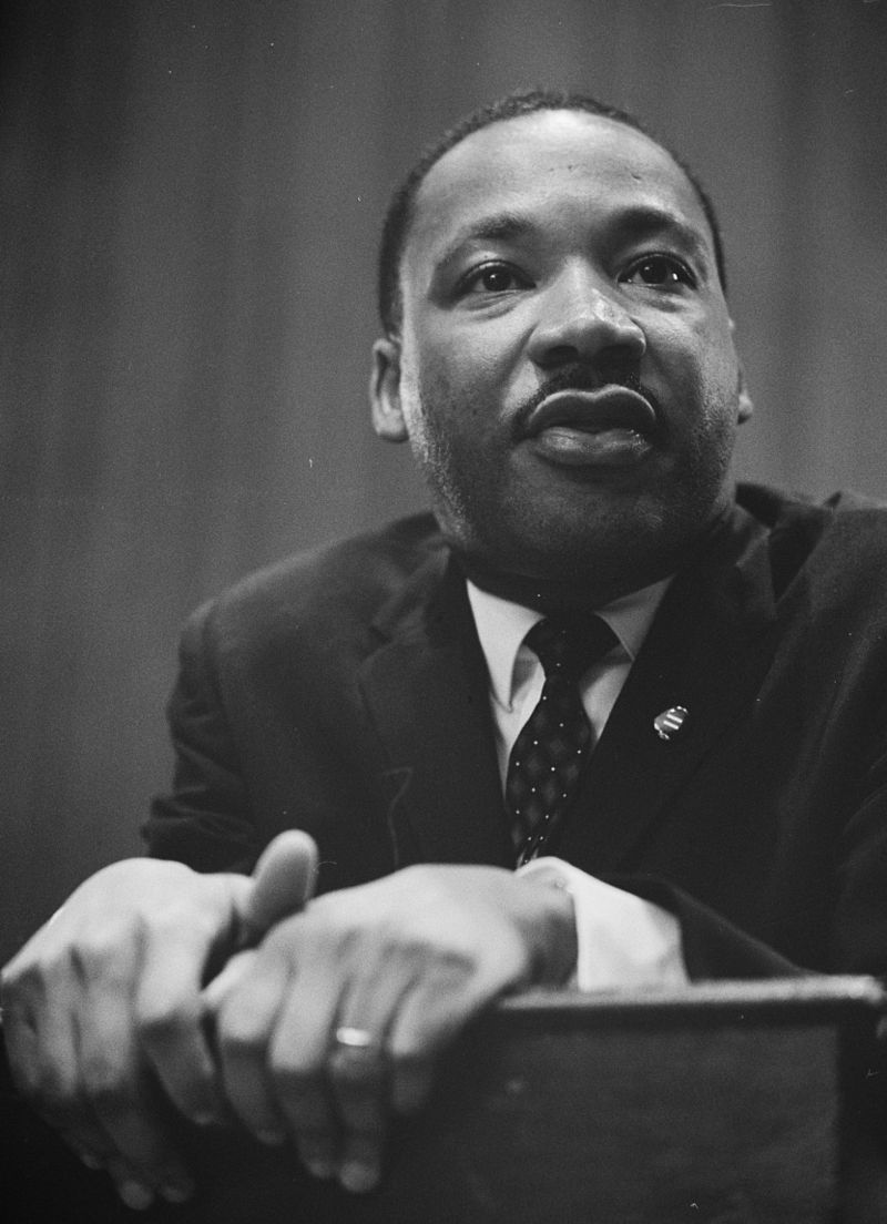 Martin Luther King Jr. Quotes on Courage