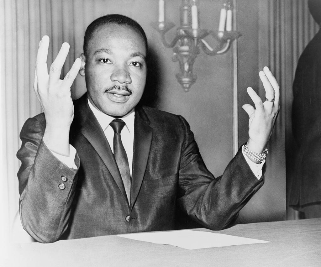 Martin Luther King Jr. Quotes on Nonviolence