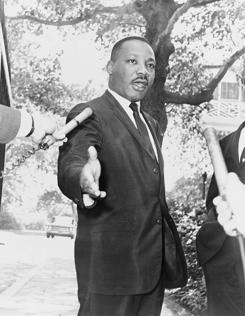 Martin Luther King Jr. Quotes on Religion