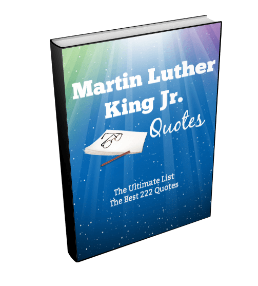 Martin Luther King Jr. Quotes eBook pdf