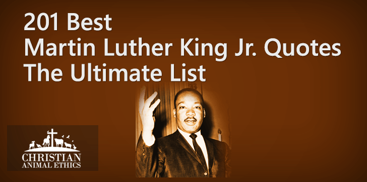 201 Best Martin Luther King Jr Quotes The Ultimate List