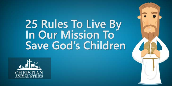 25-Rules-To-Live-By-To-Save-God's-Children